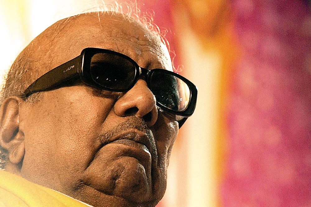 Karunanidhi: Episodes From The Script