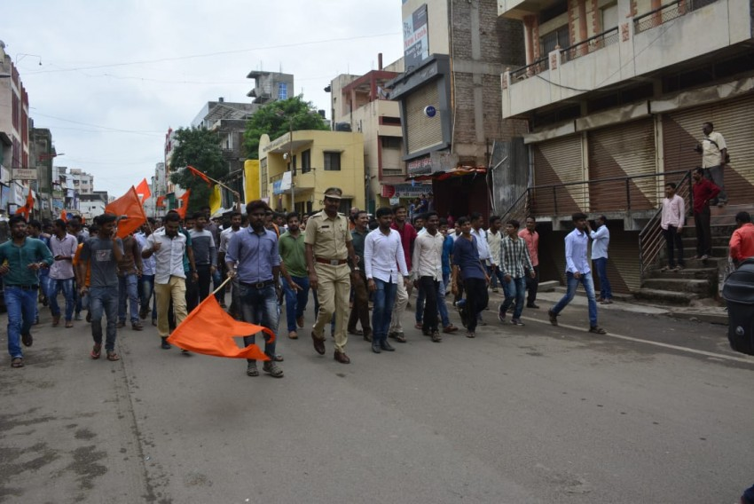 Maratha Bandh: Protests Disrupt Traffic, Internet Suspended In Parts Of Pune District