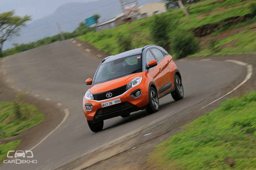 Tata Nexon Gets Apple CarPlay Like Maruti Brezza, Ford EcoSport
