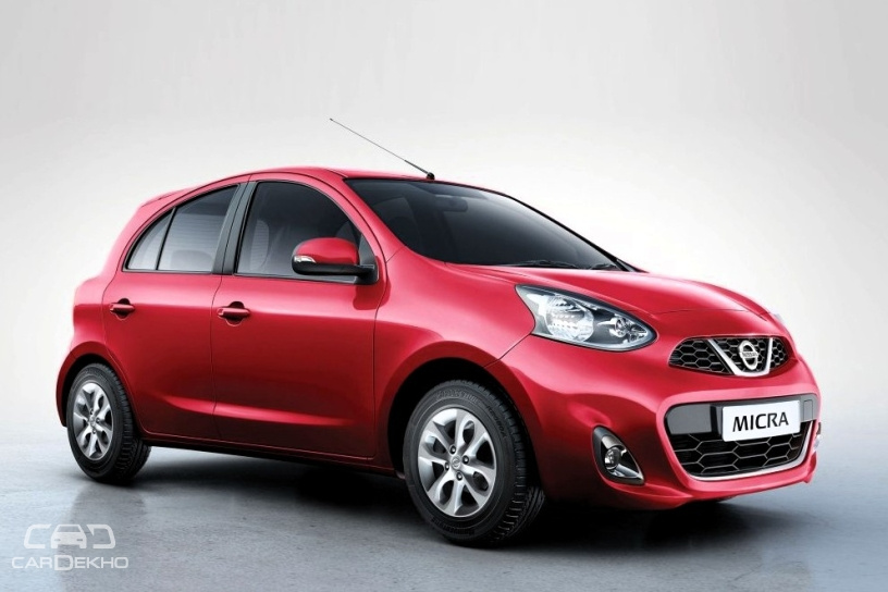 2018 Nissan Micra And Micra Active Launched