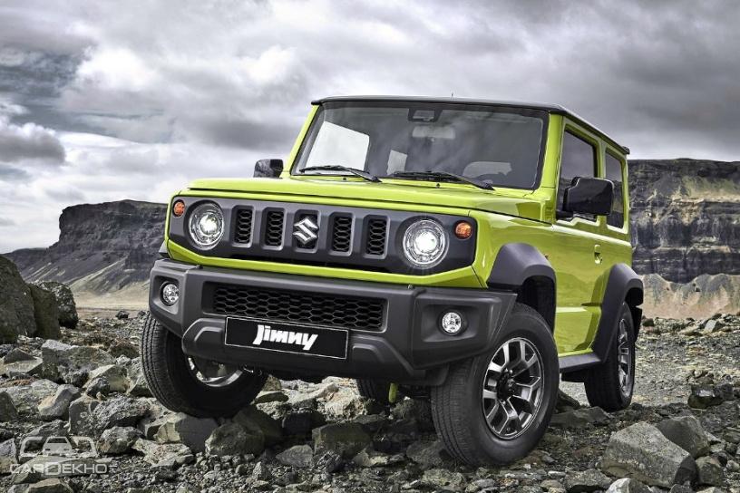 Suzuki Jimny India Launch Unlikely Until 2020