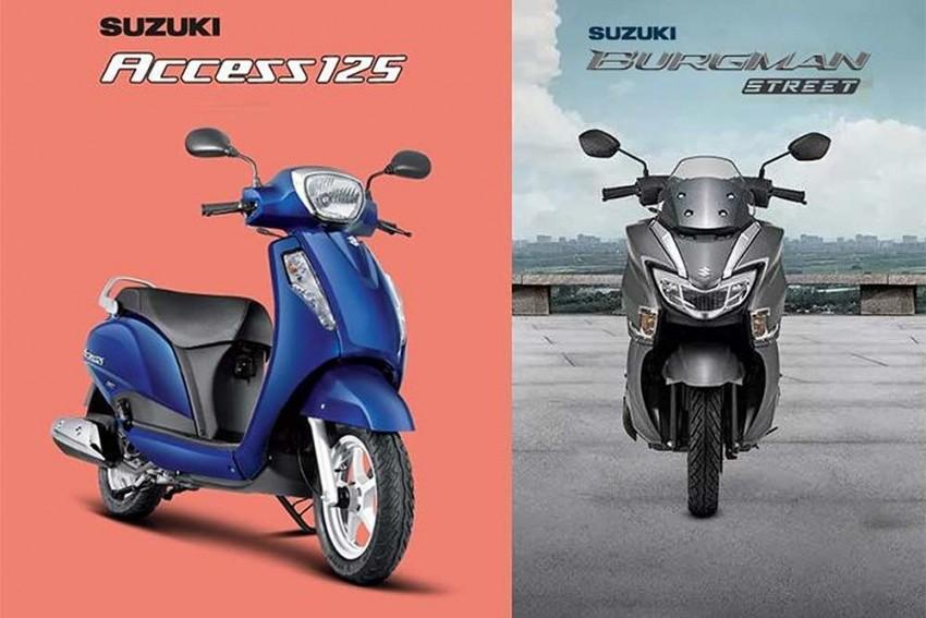 Suzuki Access 125 vs Burgman Street 125 - What Separates Them?