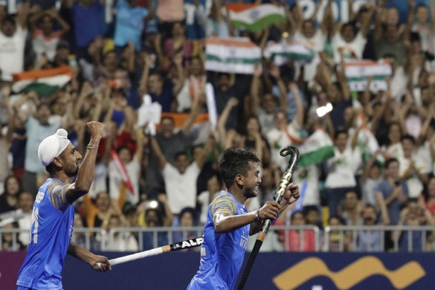 Asian Games: India Beat Pakistan 2-1 To Clinch Bronze In Men's Hockey