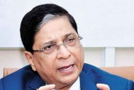 Infrastructure Gaps Need To Be Addressed Before They Leave Scar On Justice Administration: CJI