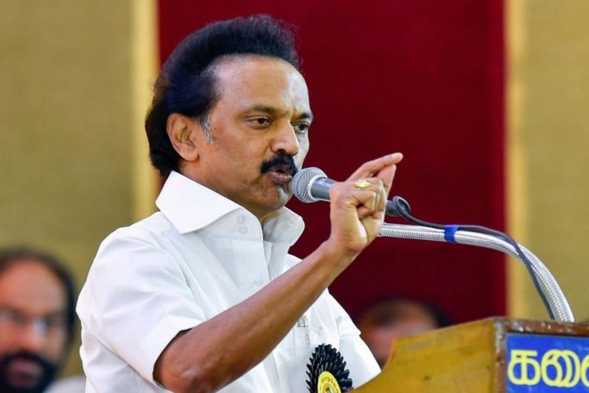 DMK Asks Cadres Not To Touch MK Stalin's Feet, Here's Why