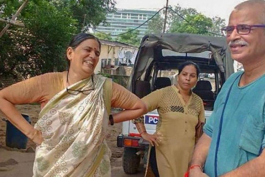 Police Fabricated Letter To Criminalise Me And Other Activists: Sudha Bharadwaj