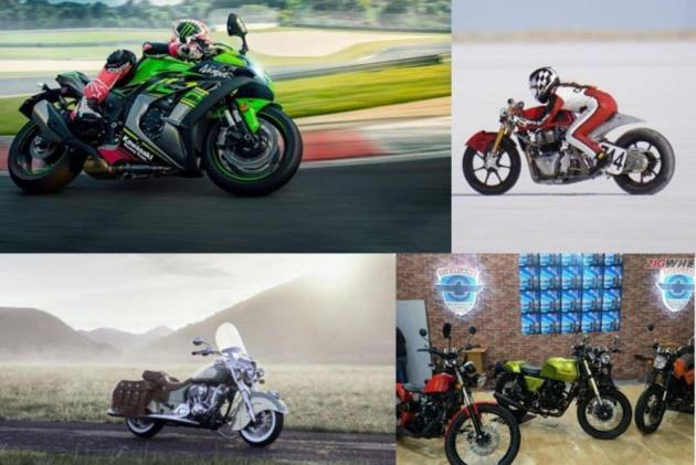 Motorcycle News Of The Week: Kawasaki Unveils A More Powerful Ninja ZX-10R, Royal Enfield Working On 700cc+ Bikes, Himalayan ABS Launched And More