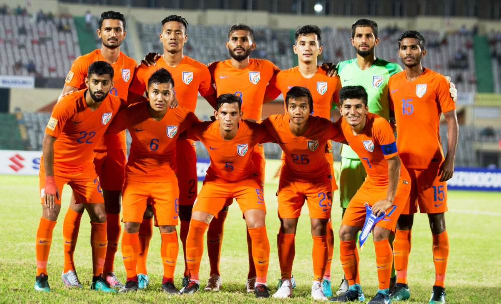 2018 SAFF Championship: Unbeaten India Take On Arch Rivals Pakistan In Semis