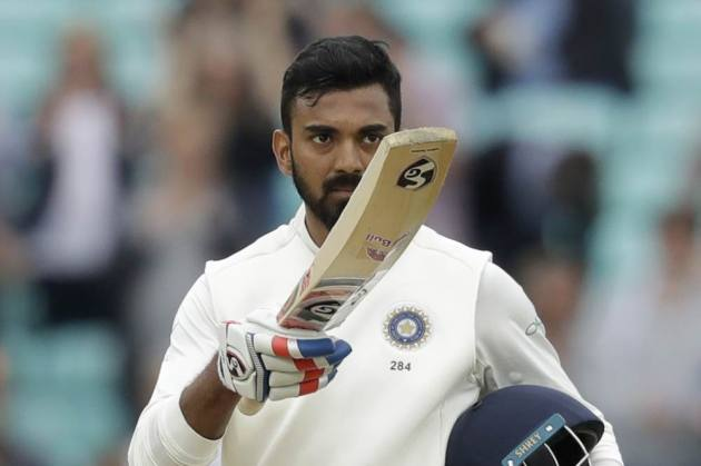 5th Test: Lokesh Rahul Hits Whirlwind Century At The Oval