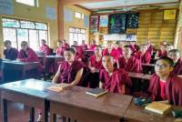 Buddhist Monks Are Learning Science At A 'Mini Cosmos' Near Mysore