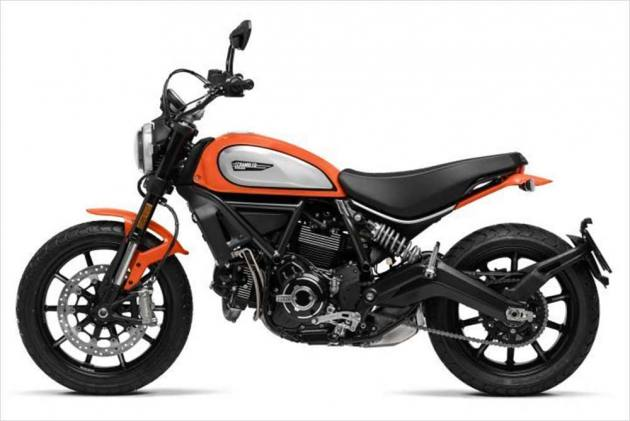 2019 Ducati Scrambler 800 Launched With Electronic Updates