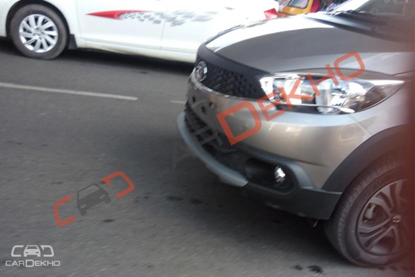 Tata Tiago NRG Spotted Ahead Of September 12 Launch