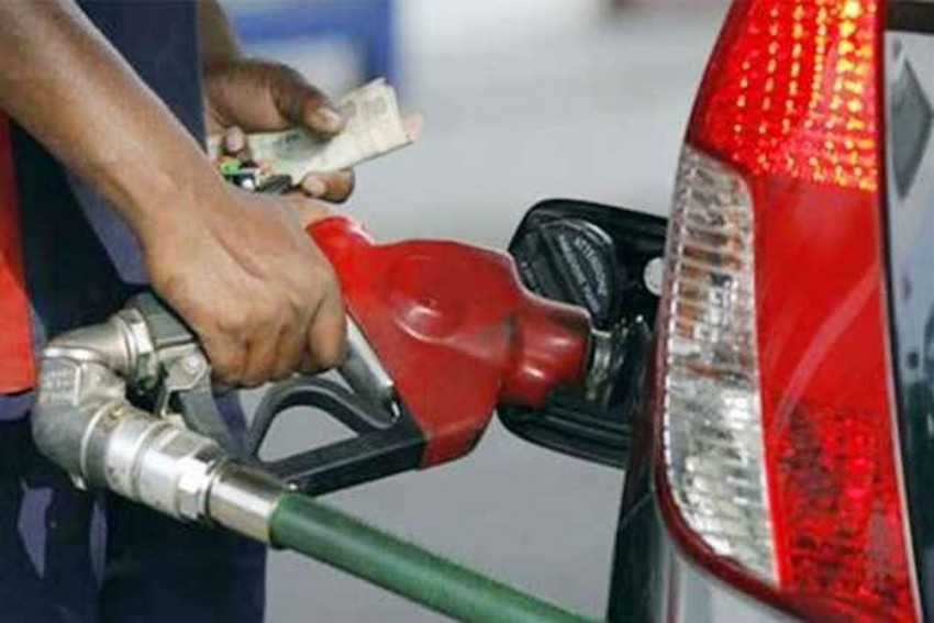 BJP Tweets Graph On Fuel Price Hike, Congress 'Fixes' It