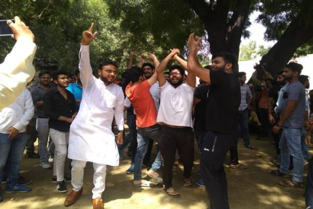 DUSU Election Results: NSUI Demands Re-Poll, ABVP Wants Counting Resumed