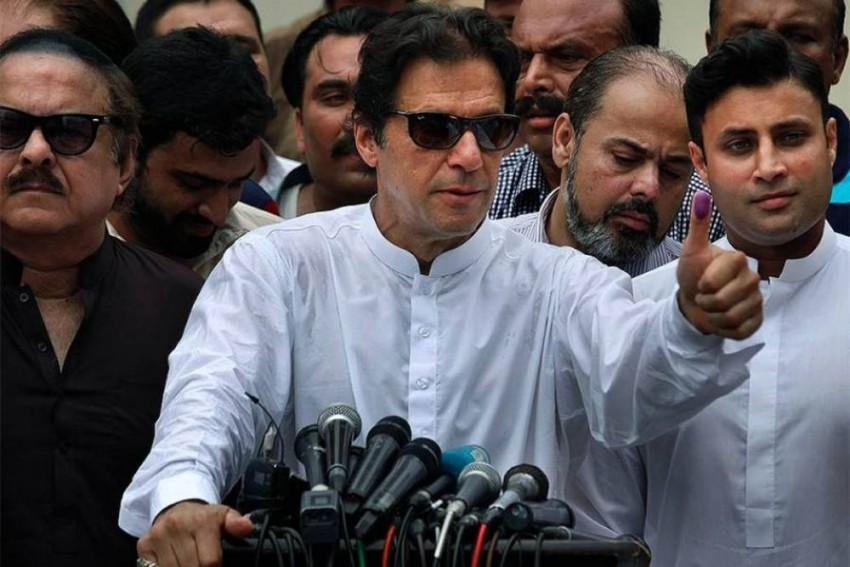ISI Best In World, Pakistan's 'First Line Of Defence': Imran Khan