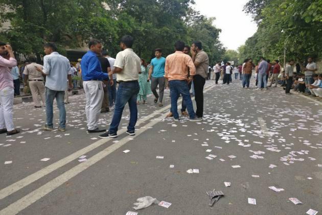 DUSU Elections: 44.46% Voter Turnout For Delhi University Students' Union Polls