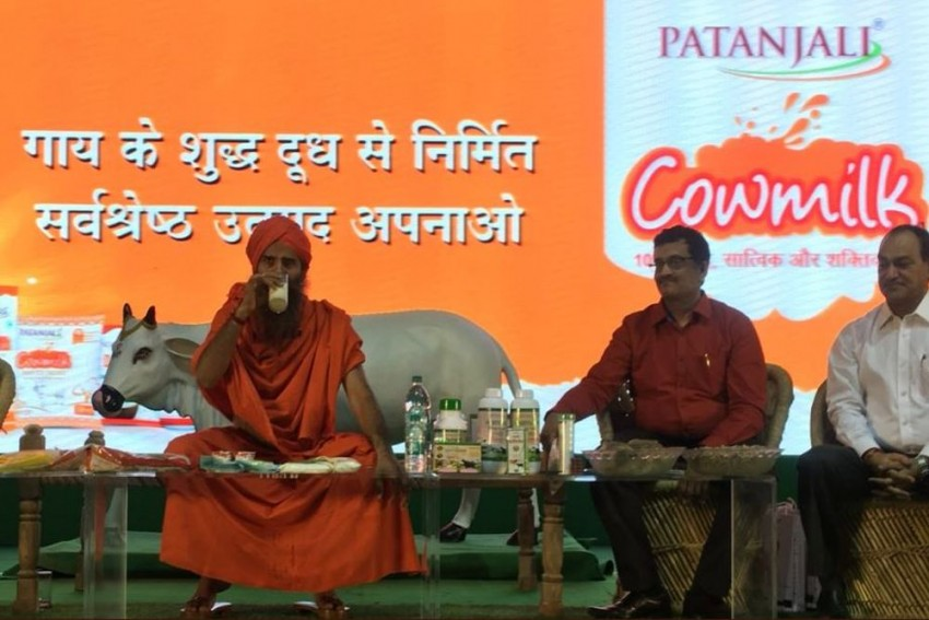 Patanjali Forays Into Dairy Sector, Eyes Rs 1,000 Cr Business Next Fiscal