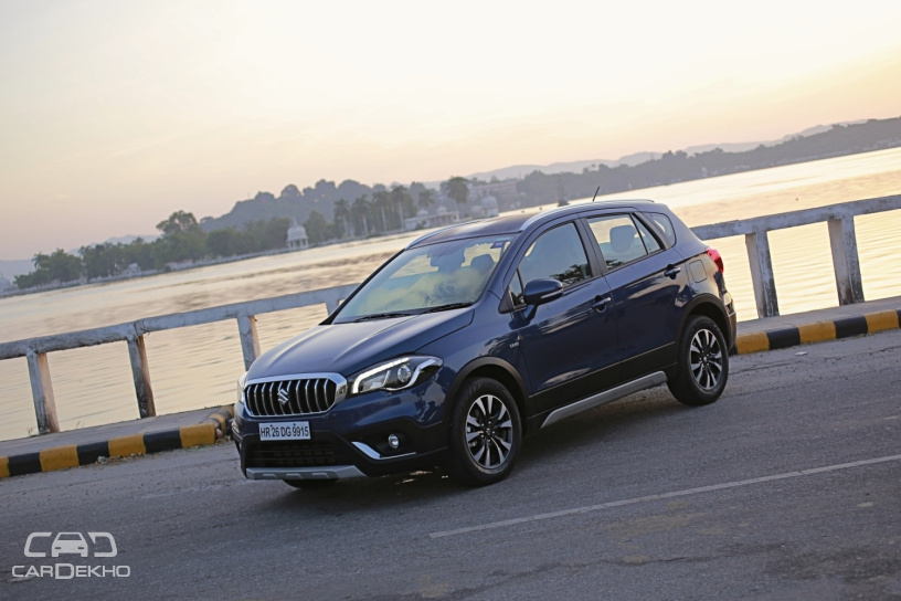 Maruti Suzuki S-Cross Gets New Features; Prices Hiked By Upto Rs 54,000