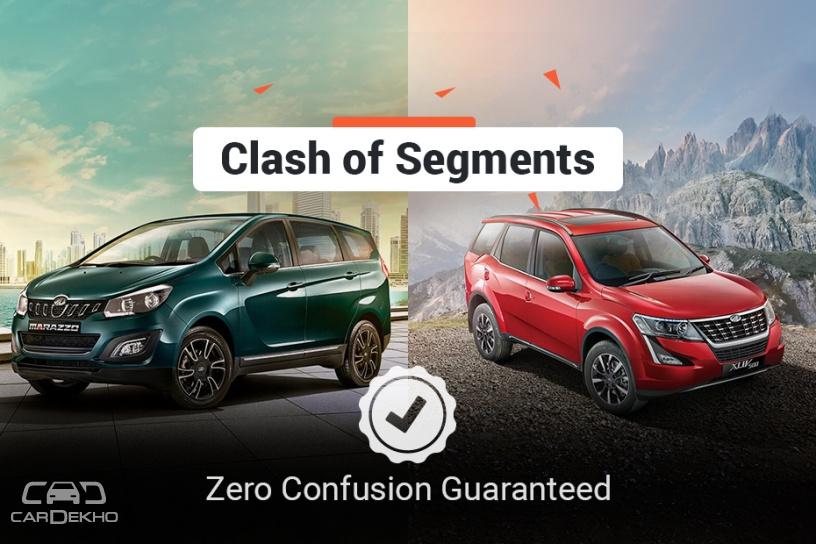 Clash Of Segments: Mahindra Marazzo vs XUV500 – Which Car To Buy?