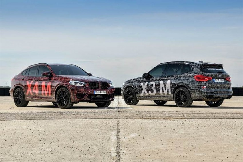BMW Readying X3M, X4M