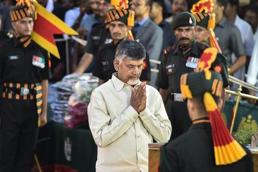 Arrest Warrant Against Chandrababu Naidu BJP's Political Vendetta: TDP