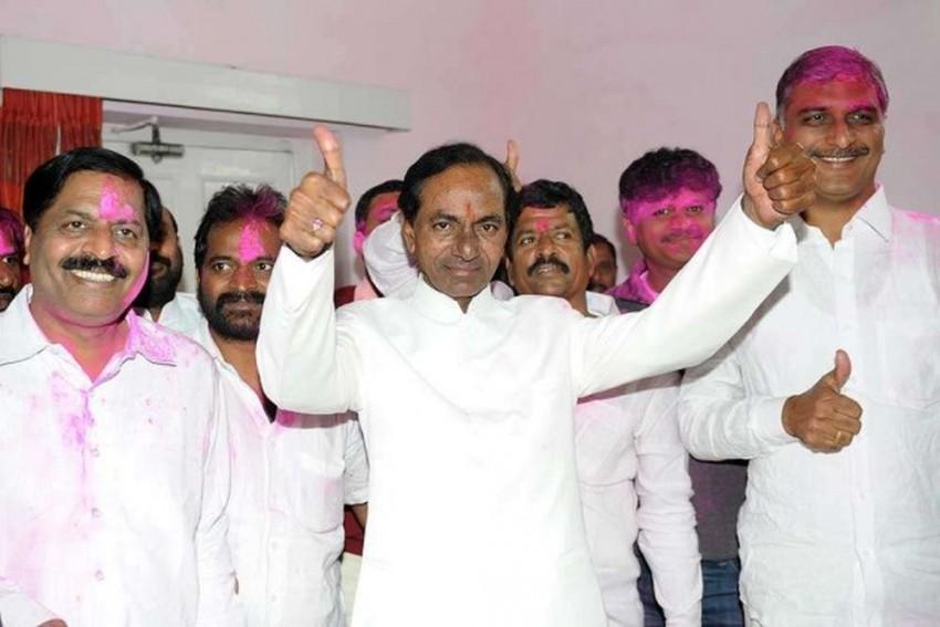 Quid Pro Quo Arrangement Between BJP, TRS In Telangana?