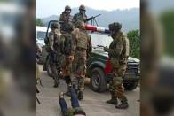 Indian Army Drags Dead Militant By Chains In Kashmir, Rights Activists Call It 'Barbaric'