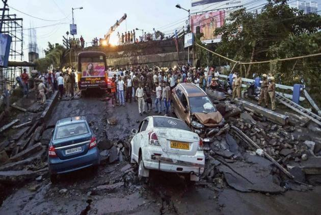 West Bengal Govt To Demolish Majerhat Bridge, Construct New Structure In One Year