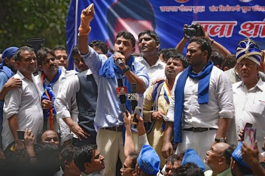 Dalits Will Ensure BJP's Rout In 2019 Lok Sabha Elections: Bhim Army Chief Chandrashekhar