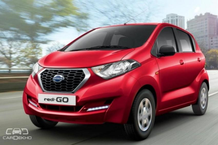 Datsun redi GO September Offers: Free Insurance, Cash Discount & More