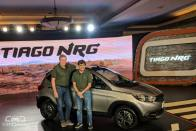 Tata Tiago NRG Launched At Rs 5.50 Lakh; Rivals Renault Kwid Climber, Maruti Celerio X & Ford Freestyle