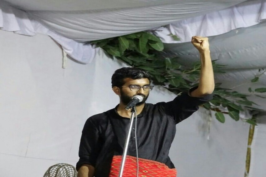 A Day After Results, JNU President N Sai Balaji Alleges Assault By ABVP Members