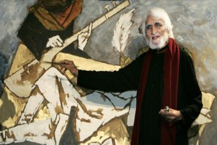 MF Hussain's Birthday: Five Most Talked About Paintings Of The Pablo Picaso Of India