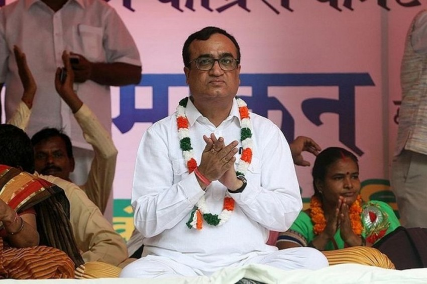 Ajay Maken Resigns As Delhi Congress Chief, Cites Health Issues