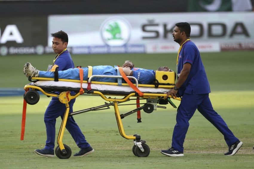 Asia Cup 2018, India Vs Pakistan: Hardik Pandya Suffers Freak Injury During Group Match