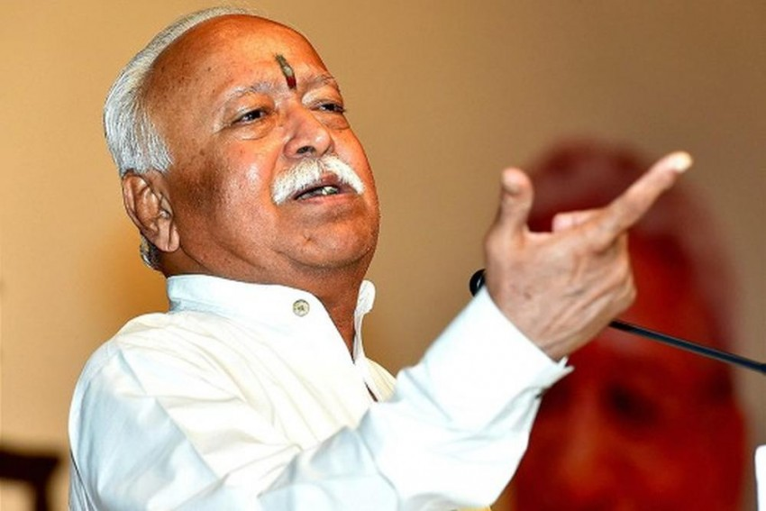 No Anger Against Hindutva, Its  Acceptance Increasing Across The World: RSS Chief