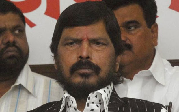 Wrong To Say Atrocities Against Dailts Have Increased Under Modi Govt: Athawale