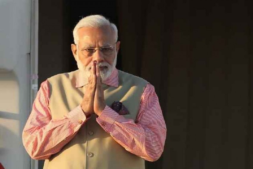 One Who Calls For Discipline Branded As Autocrat, Says PM Modi