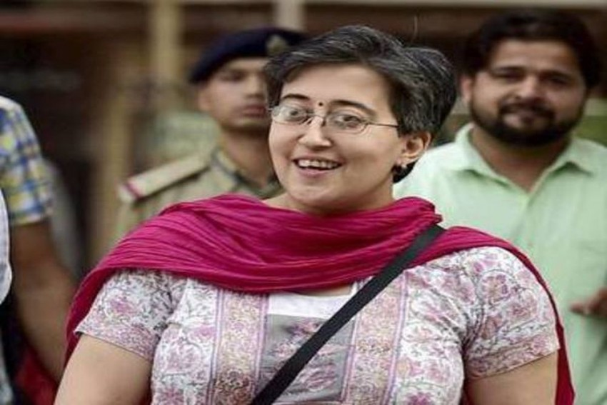 Talks Should Not Be On Dropping My Surname But On Our Work: AAP Leader Atishi