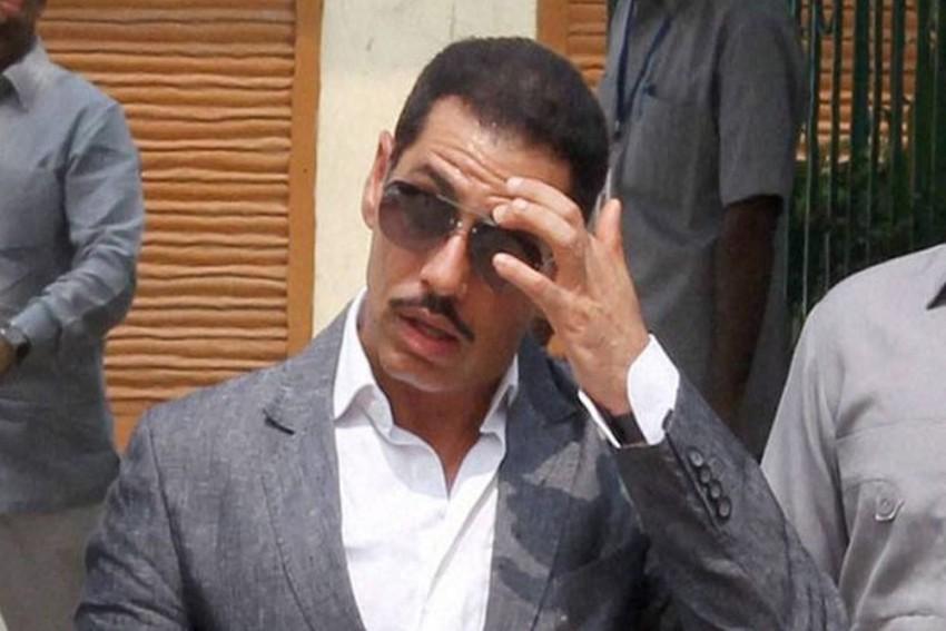 FIR Against Robert Vadra, Bhupinder Singh Hooda Over Gurgaon Land Deals