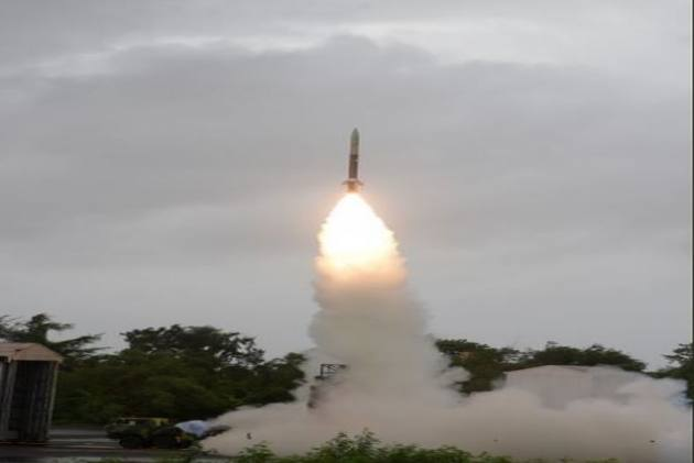 India Successfully Test Fires Surface-To-Surface Missile Prahaar