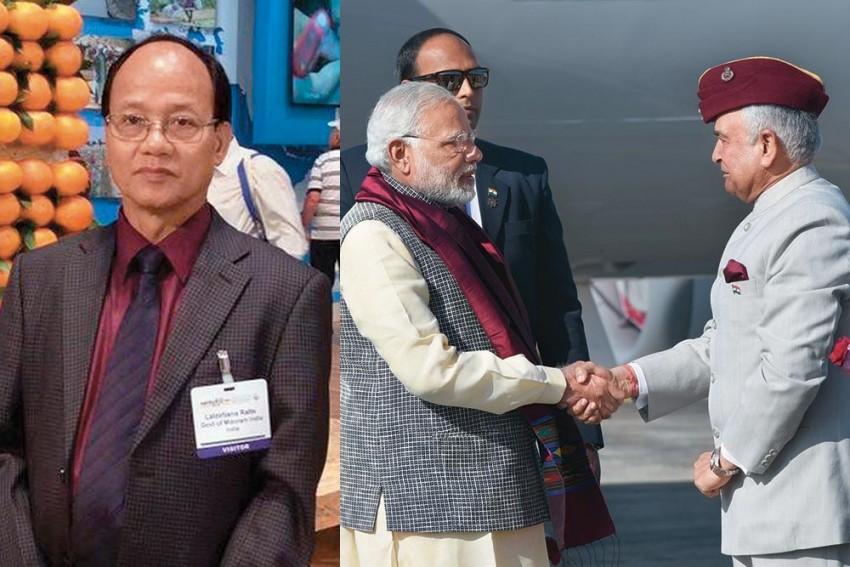 Capturing Mizoram Will Complete BJP's Mission Northeast