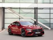 Mercedes-AMG GT 4-Door Gets A New Baby '43' Variant