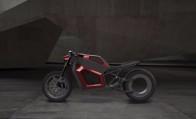 RMK Displays Hubless Electric Motorcycle