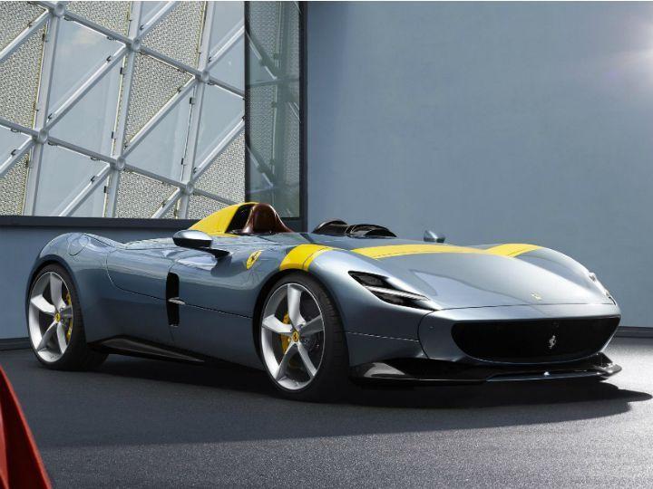 Ferrari Monza SP1 & SP2 Unveiled