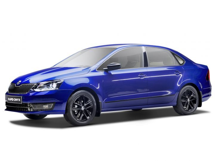 Skoda Rapid Onyx Edition Priced At Rs 9.75 Lakh; Gets New Paint Option