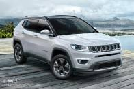 Jeep Compass Limited Plus Launched; Price Rs 21.07 Lakh