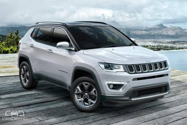 Jeep Compass Limited Plus Launched Price Rs 21 07 Lakh