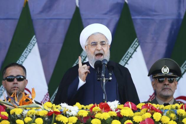 Iran: IS Claims Attack On Military Parade, President Rouhani Vows 'Crushing' Actions
