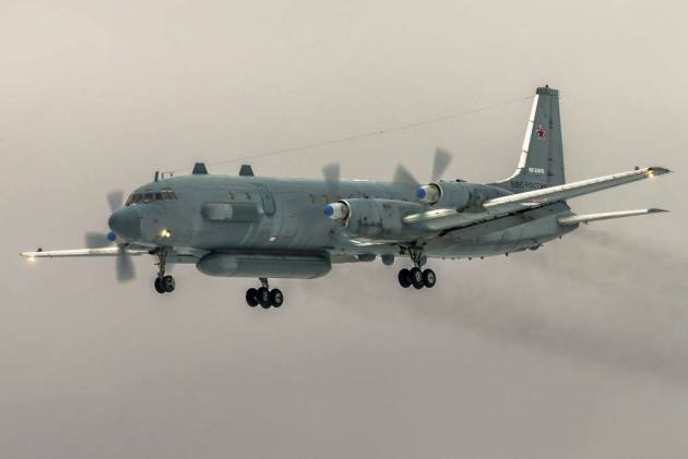 Russia Blames 'Ungrateful' Israel For Downing Of Reconnaissance Plane By Syria